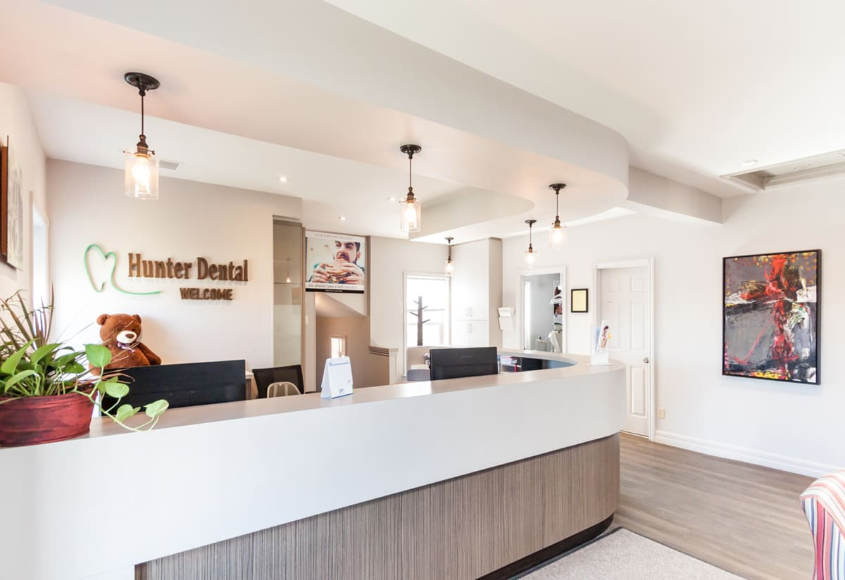 Hunter Dental | Markham Dentist